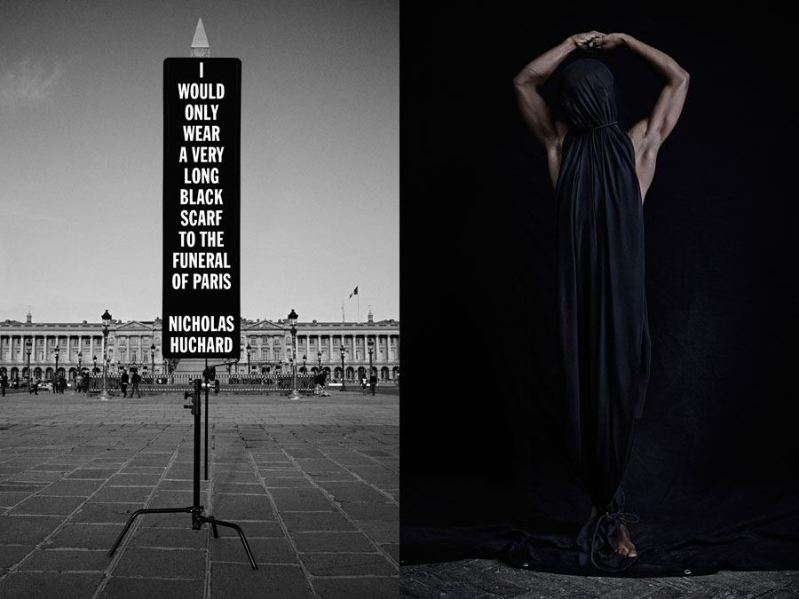 Paris is Dead / Nicolas Huchard