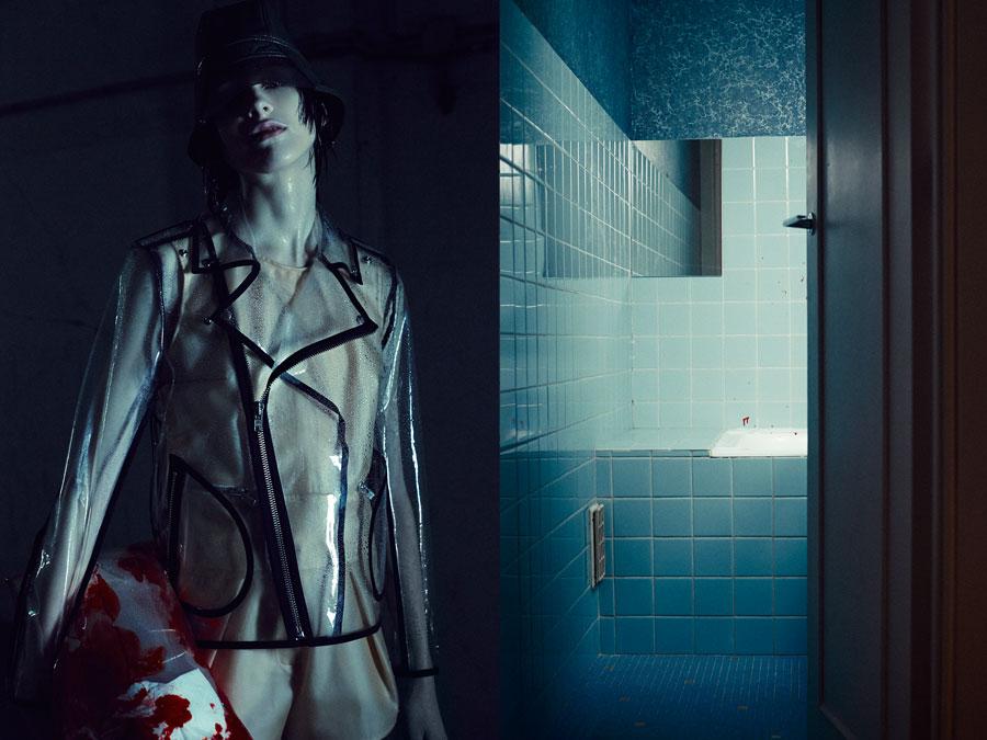 Wanda Nylon by Rene Habermacher