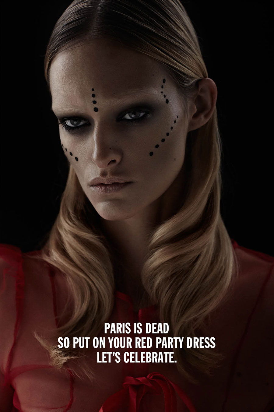 Paris Is Dead Season 2 - put on your red dress, let's celebrate.