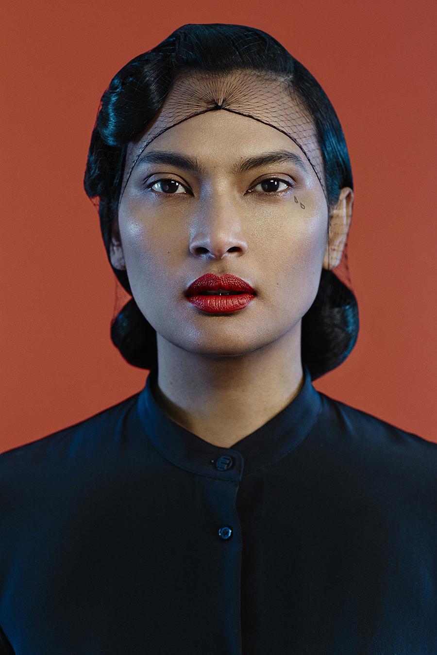 Rose Shalalai by René Habermacher for Paris Is Dead